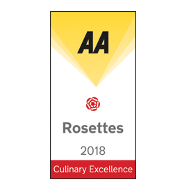 AA Rosettes Culinary Excellence