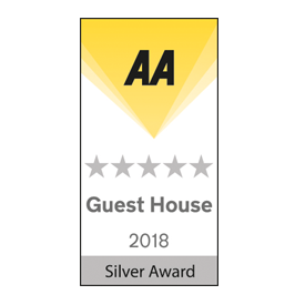 AA 5 Star Guest House Silver Award